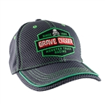 Grave Digger Piped Jersey Cap
