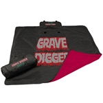 Grave Digger All Weather Blanket