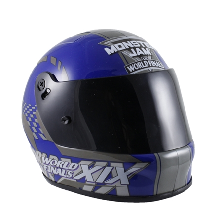 Monster Jam World Finals XIX Mini Helmet