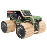 Grave Digger Build Truck Project Set