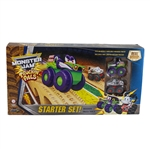 Monster Jam Truckin Pals Starter Set