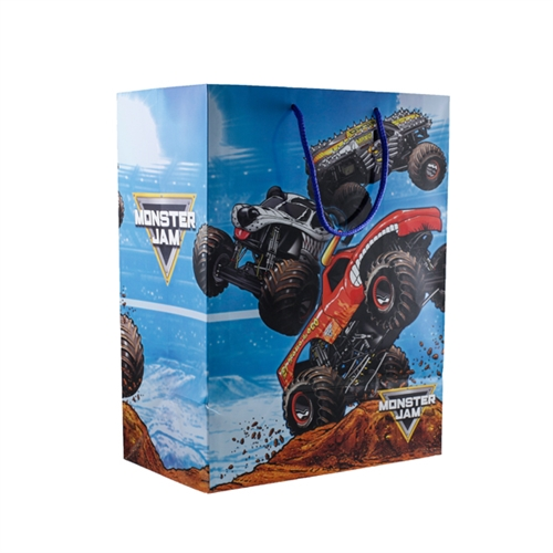 Monster Jam Gift Bag