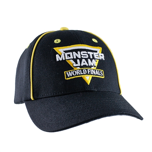 2019 Monster Jam World Finals Clean Cap