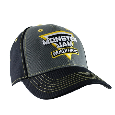 2019 Monster Jam world Finals Contrast Cap