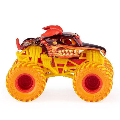 1:64 Fire Monster Mutt Rottweiler