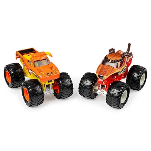 1:64 El Toro Loco and Monster Mutt Duo