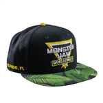 2019 Monster jam World Finals Palm Cap