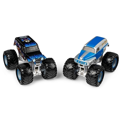 1:64 Son Uva Digger and Grave Digger the Legend - Duo Series 5