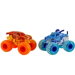 1:64 Max-D and Dalmatian Fire & Ice Duo