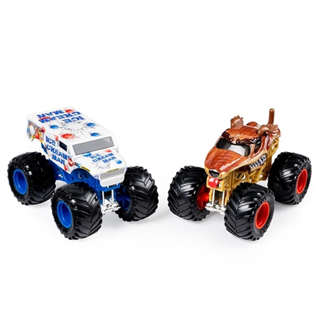 1:64 Monster Mutt and Ice Cream Man Duo
