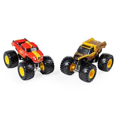 1:64 Radical Rescue and Earth Shaker Duo