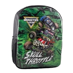Skull Throttle Backpack
