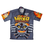 Max-D Driver Shirt  - Youth Medium