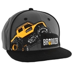 Brodozer Truck Youth Cap