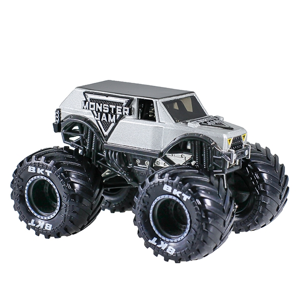 Limited Edition 1 64 Monster Jam Stunt Truck
