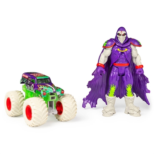 Monster Jam Creatures Grave Digger