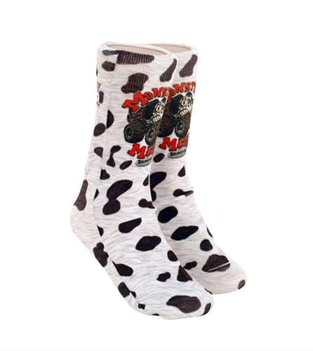Monster Mutt Dalmatian Youth Socks