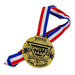 Monster Jam World Finals 2020 Medal