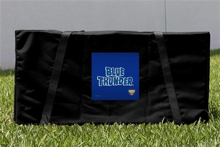 Monster Jam Blue Thunder Cornhole Carrying Case