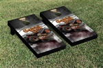 Monster Jam Captains Curse Cornhole Game Set Smoke Version