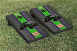 Monster Jam Grave Digger Cornhole Game Set Onyx Stained Version