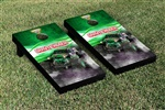 Monster Jam Grave Digger Cornhole Game Set Smoke Version