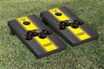 Monster Jam Max D Cornhole Game Set Onyx Stained Version