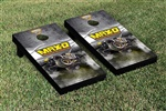 Monster Jam Max D Cornhole Game Set Smoke Version