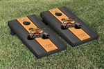 Monster Jam Monster Mutt Cornhole Game Set Onyx Stained Version