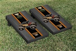Monster Jam Monster Mutt Rottweiler Cornhole Game Set Onyx Stained Stripe Version