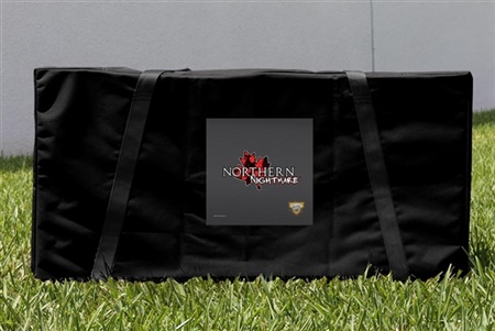 Monster Jam Northern Nightmare Cornhole Carrying Case