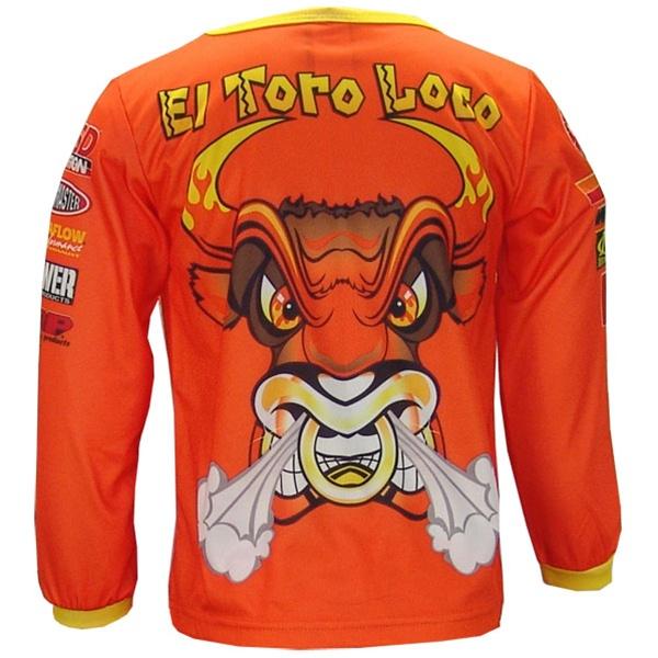 4449d3437da3 Monster Jam EL Toro Loco Playwear Set