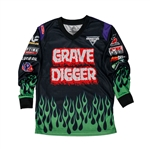 Monster Jam Grave Digger Playwear Set
