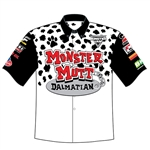 Monster Mutt Dalmatian Driver Shirt V2