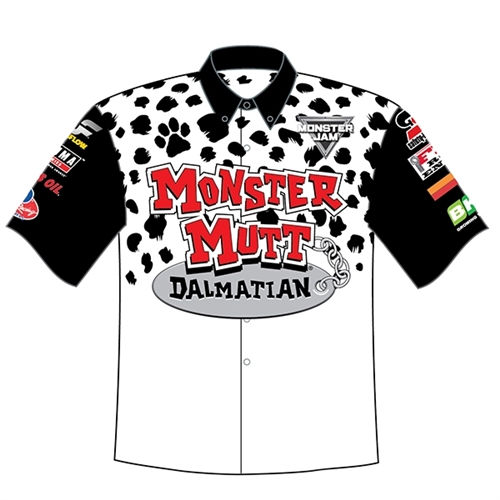 Monster Mutt Dalmatian Driver Shirt Series 2