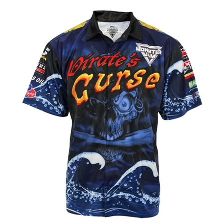 Pirate's Curse Driver Shirt
