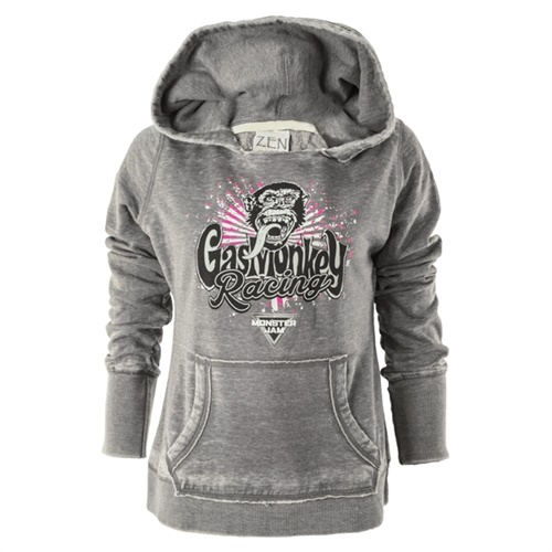 Gas Monkey Garage® Ladies Hoodie