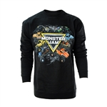 Monster Jam Tough Sweater