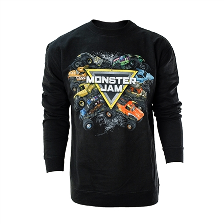 Monster Jam Tough Sweatshirt