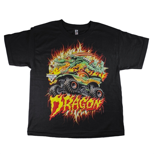 Dragon Fire Youth Tee