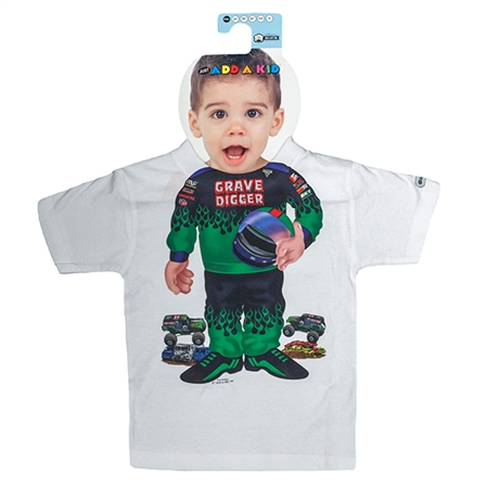 Youth Grave Digger Suit Tee