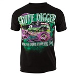 Grave Digger Specter Tee