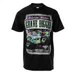 Grave Digger Stamp Tee