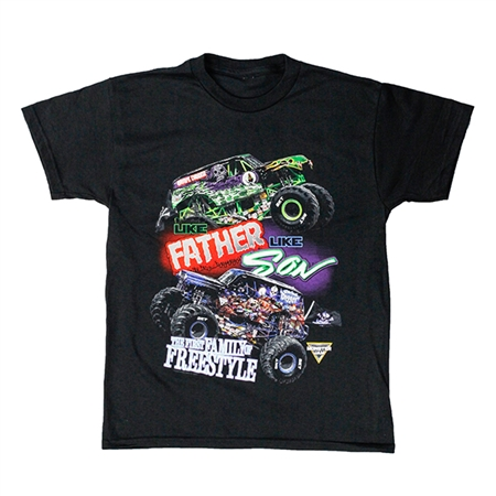 Like Father Like Son Youth Tee