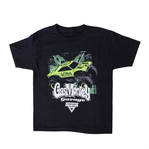 Gas Monkey® Youth Hero Tee