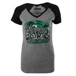 Gas Monkey Garage® VNeck Ladies Tee