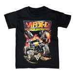 Max-D Explosion Youth Tee