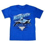 Megalodon Wave Youth Tee