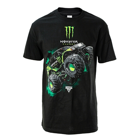 Monster Energy Checkered Flag Tee