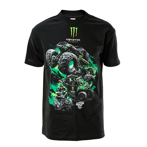 Monster Energy Fleet Tee